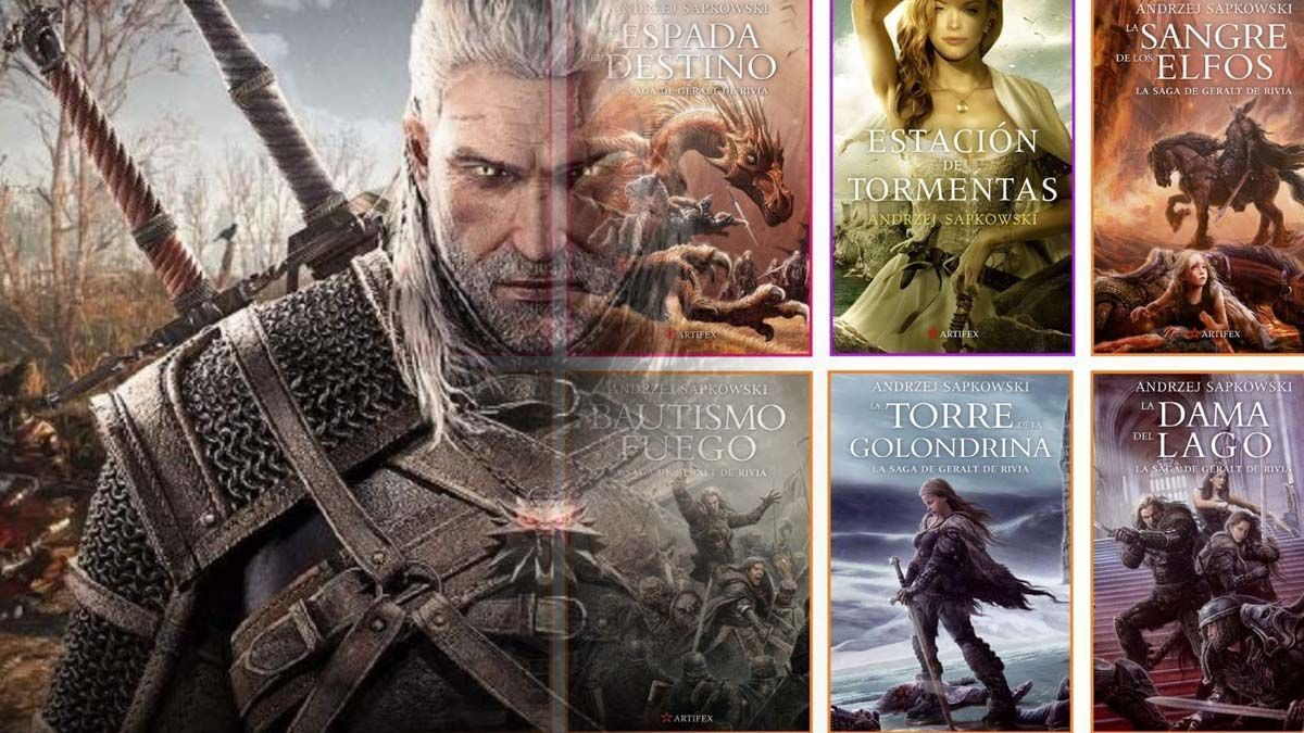Orden de lectura The Witcher